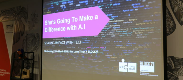 She's Going to Make a Difference with AI – Takeaways