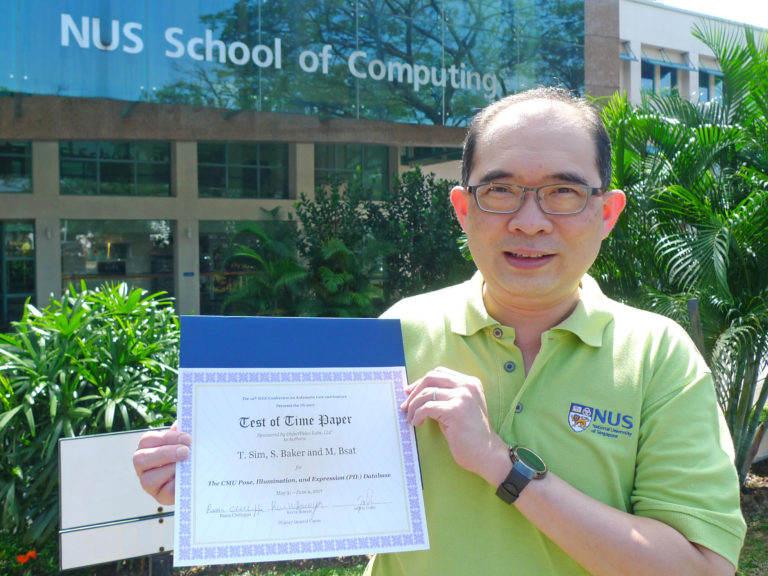 NUS Tech Feature – Dr. Terence Sim